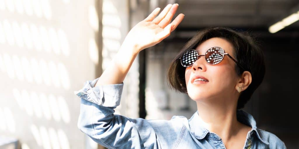 total optical - pterygium blog post eye health sun glasses protection